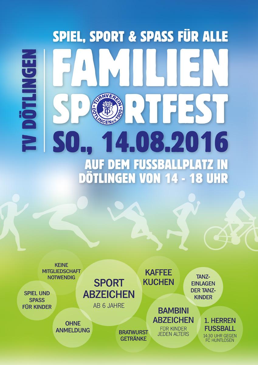 Tv Dötlingen familiensportfest 2016 tv dötlingen